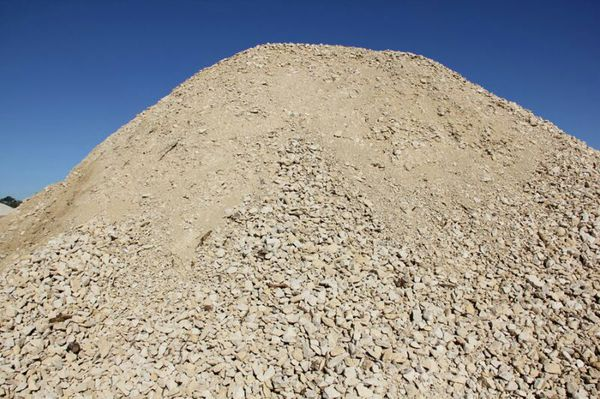 Crushed Concrete Gravel Grava Material For Sale In Red