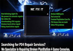 PS4 & XBOX ONE REPAIR SERVICES for Sale in Ocoee, FL