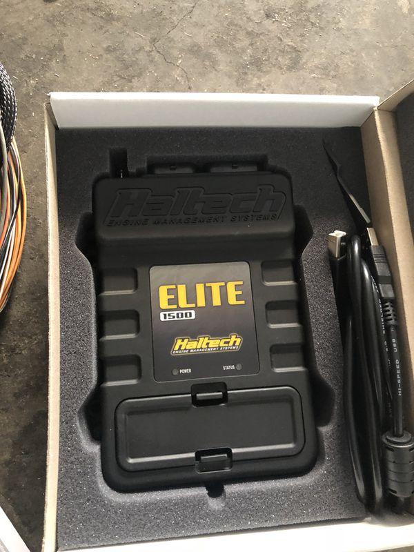 Haltech elite 1500 for Sale in Montclair, CA - OfferUp