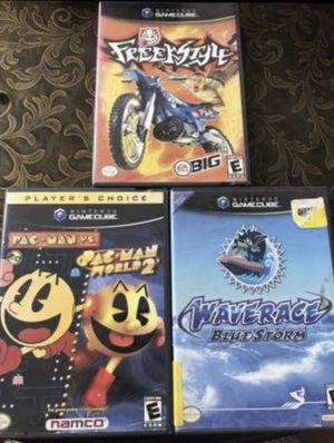 Various GameCube Games for Sale in Sanford, FL