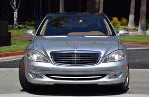 1500 USD For 2OO7 MERCEDES BENZ S6OO for Sale in Pittsburgh, PA