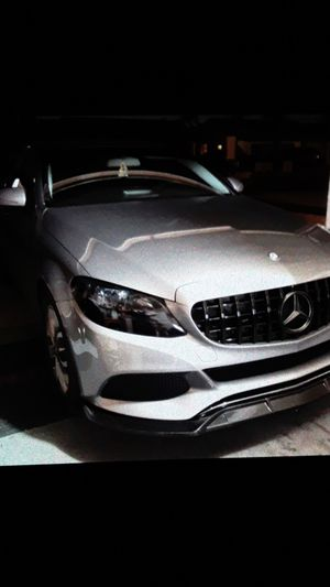Photo Mercedes Benz set of smoked head lights & smoked tail lights for sale