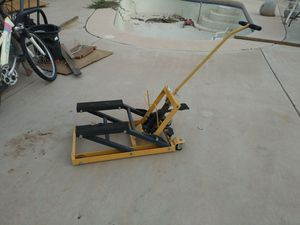 Motercycle lift for Sale in Phoenix, AZ