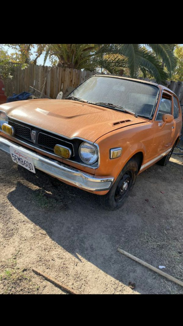 Honda Civic 1973 for Sale in Modesto, CA - OfferUp