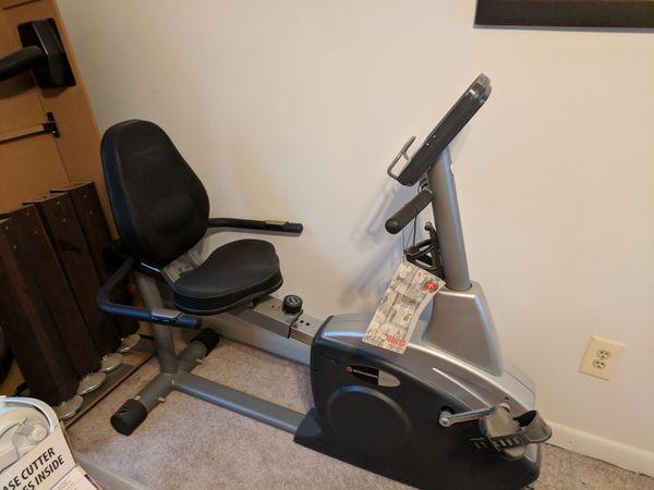 Schwinn 203 recumbent exercise bike for Sale in Arlington, VA - OfferUp