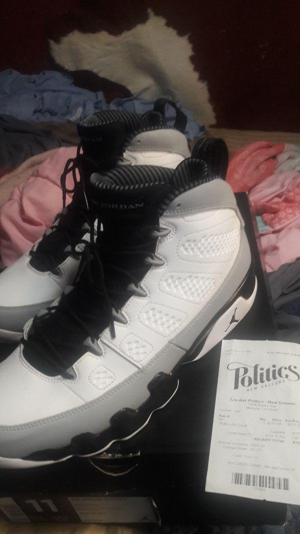 50ca8d0e6707 Jordan 9 retro size 11 for Sale in San Antonio