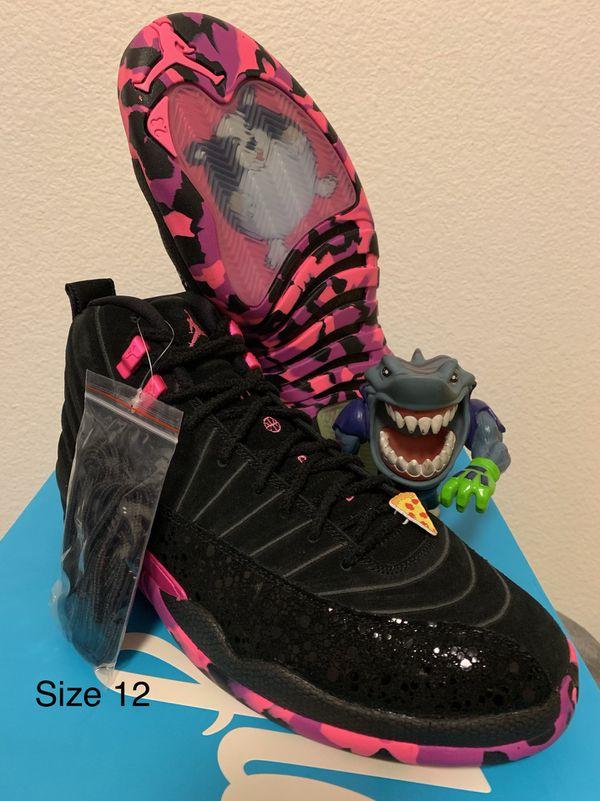 80584961a7da7e Nike Air Jordan 12 Doernbecher Size 12 Men for Sale in San Jose