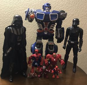 Action Figures for Sale in Arlington, TX