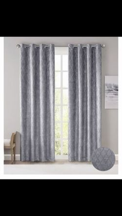 1 Window Panel Curtains Thumbnail