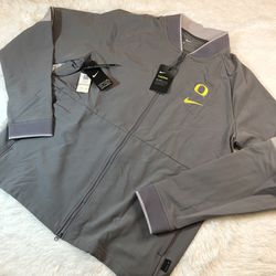 Nike Oregon Ducks Therma Jacket Thumbnail