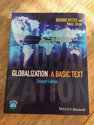 Globalization: A Basic Text (Second Edition) for Sale in Manassas, VA