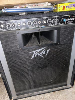 Photo Peavey kB-300 Amplifier