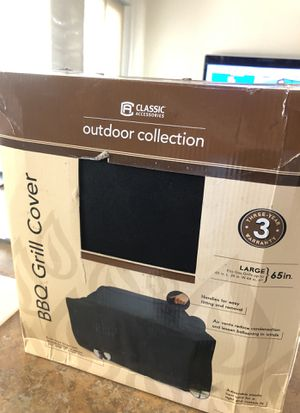 BBQ Grill Cover for Sale in Cutler Bay, FL