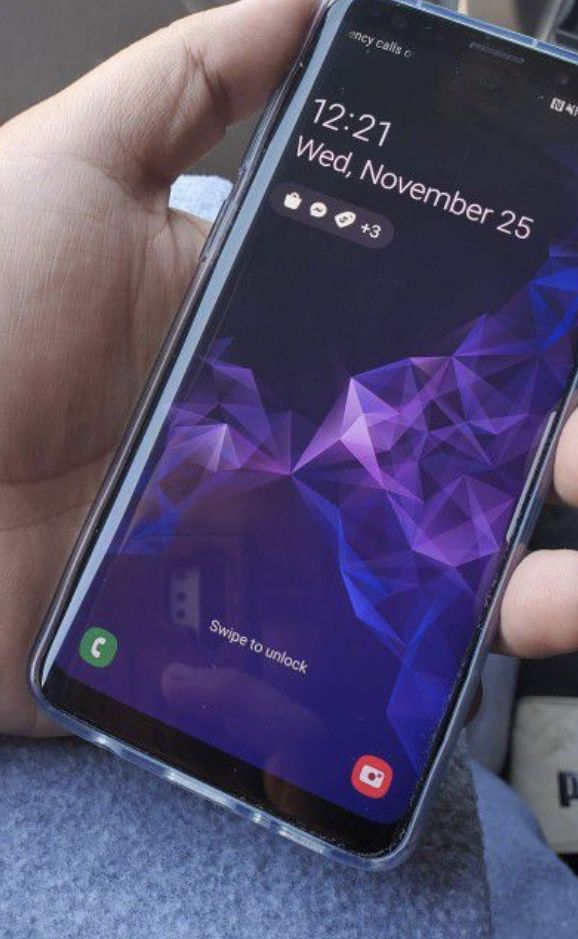 Samsung Galaxy S9 UNLOCKED   Great condition , phone clean and reseted ready to use  • Unlocked,T-Mobile, AT&T, Cricket, MetroPCS, Overseas & more BES