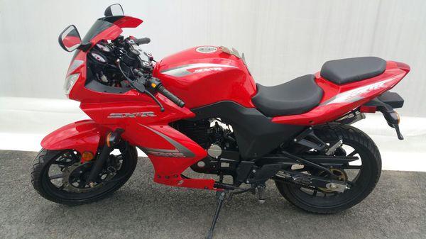 Dong Fang 250cc Motorcycle