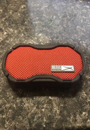 Altec lansing Bluetooth speaker for Sale in Washington, DC