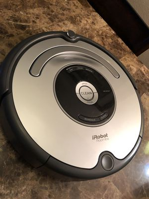 iRobot Roomba 655 Vacuum Cleaning Robot good condition no charger at this time for Sale in Gilbert, AZ
