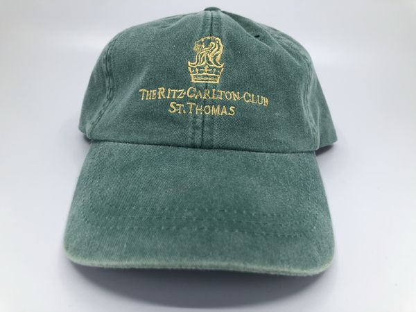 Ritz Carlton Hotel St Thomas Hat Cap Saint Thomas US Virgin Islands for  Sale in Houston b4db6033895
