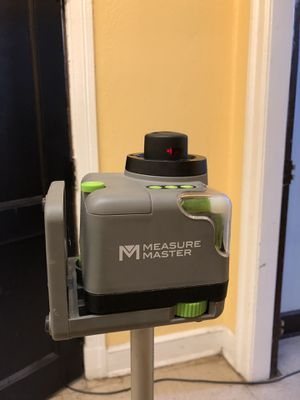 Measure Master Laser for Sale in Washington, DC