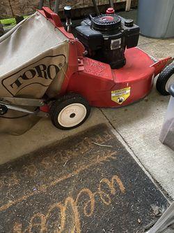 Toro Lawnmower  Thumbnail