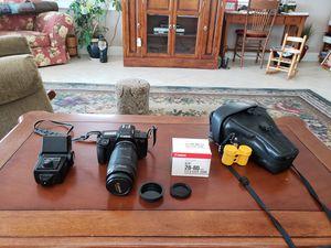 Canon EOS 650 35mm Camera for Sale in Hamilton, VA