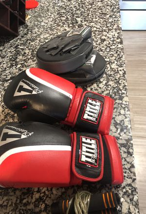 Boxing equipment! for Sale in Minneapolis, MN