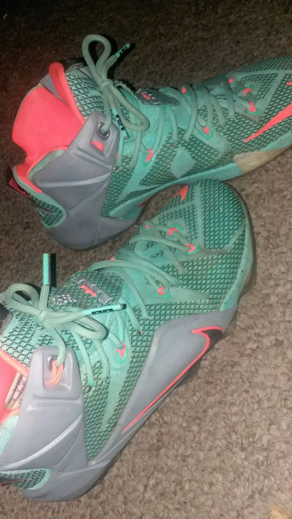 f1f85e26e4956 2 pair lebrons  120  for both (Clothing   Shoes) in Eastlake