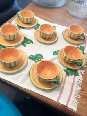 Italian tea cups for Sale in Hyattsville, MD