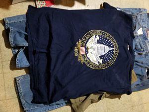 2005 Inauguration T Shirt for Sale in Fairfax, VA