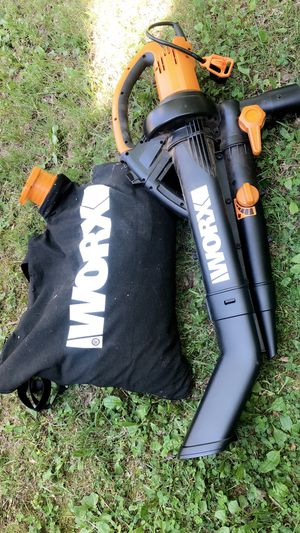 Worx 3-In-One Leaf Blower for Sale in Fort Washington, MD