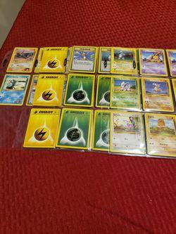 Miscellaneous Pokemon card collection Thumbnail