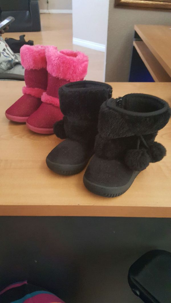 e485873eaf65f New and Used Pink boots for Sale in Woodland, CA - OfferUp