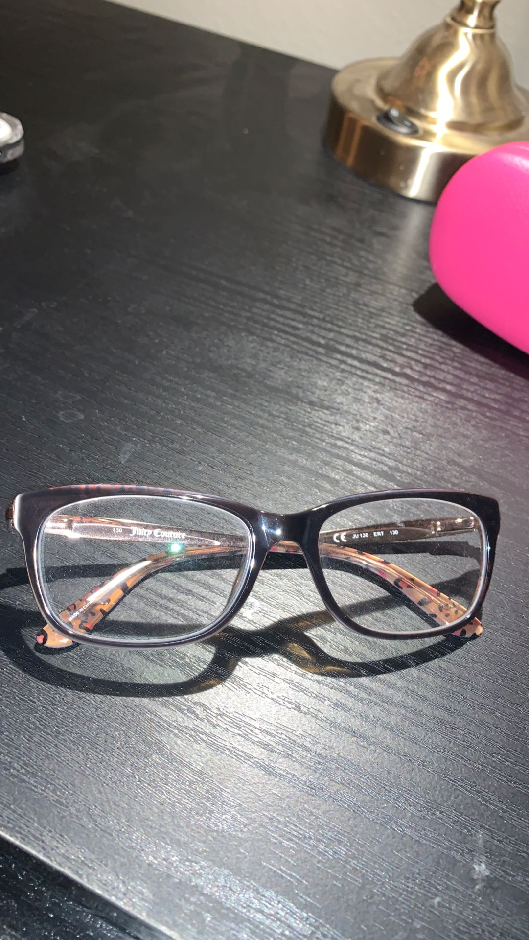 children's juicy couture reading glasses