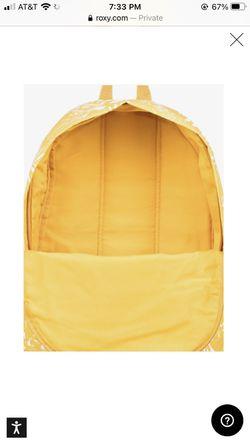 Roxy Sugar Baby Canvas Backpack Thumbnail