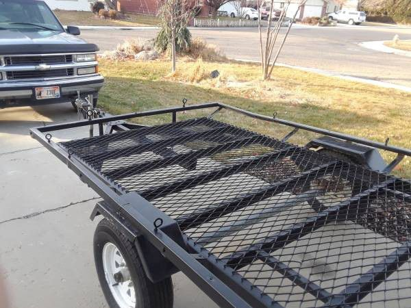 Brilliant Atv Or Utility Trailer For Sale In Nampa Id Offerup Wiring Digital Resources Helishebarightsorg