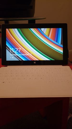 Microsoft Surface RT Tablet for Sale in Lansdowne, VA