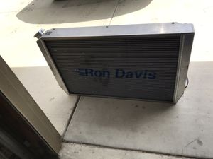 Ron Davis Radiator for Sale in Claremont, CA - OfferUp
