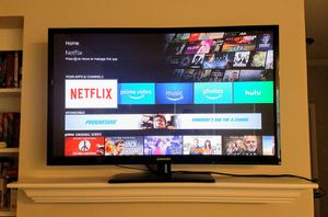 """51"""" Samsung with Fire TV Stick for Sale in Arlington, VA"""