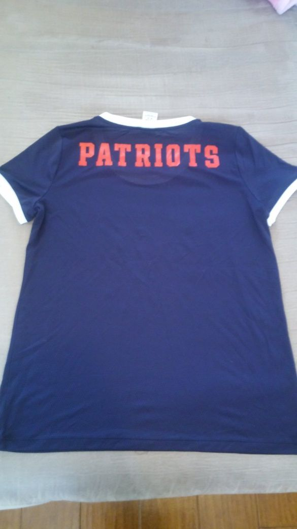 Patriots Pink Victoria Secret Jersey sz medium for Sale in El Paso ... ff421d822
