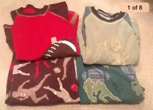 2 pajama sets boys size 5 carters for Sale in Arlington, VA