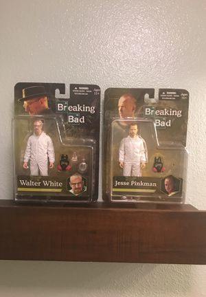 Breaking Bad collectible figures for Sale in Fresno, CA