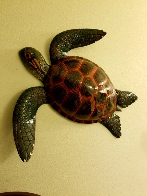 Sea Turtle wall decor (Household) in Vancouver, WA - OfferUp