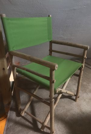Amazing New And Used Directors Chair For Sale In Austin Tx Offerup Andrewgaddart Wooden Chair Designs For Living Room Andrewgaddartcom