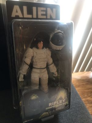 Ripley, Alien, Engineer, collectibles,toys,cards,predator,movie,private,Vasquez,dvd,movie for Sale in Avondale, AZ