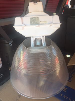 Hubbell 1000W Clear Scoop Lights for Sale in Laurel, MD