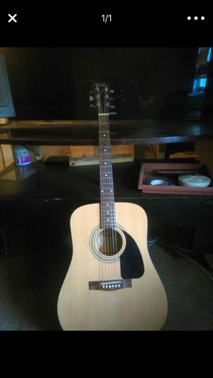 Acoustic guitar. for Sale in Washington, DC