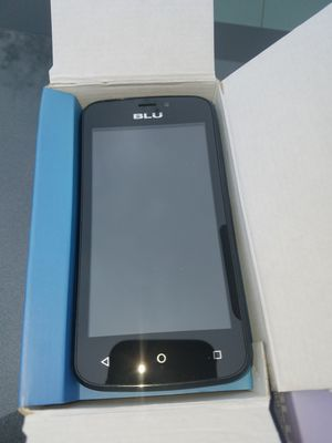 BLU Advance 4.0M Unlocked android DUAL SIM GSM Quad-Cor for Sale in Laurel, MD