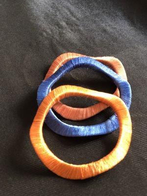 Silk threaded Wavy bangle set for Sale in Lynchburg, VA