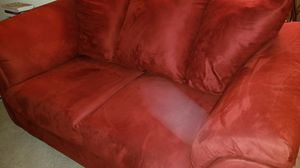 Comfy Ruby Red ❤ Seat! for Sale in Lynchburg, VA