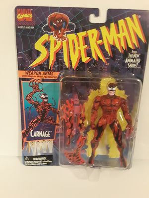 Spiderman Weapon Arms Carnage Action Figure for Sale in Kissimmee, FL